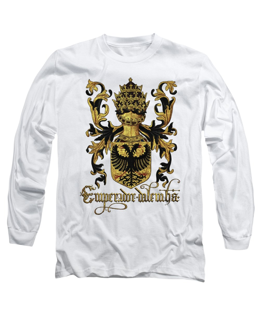 Armorial Long Sleeve T-Shirts