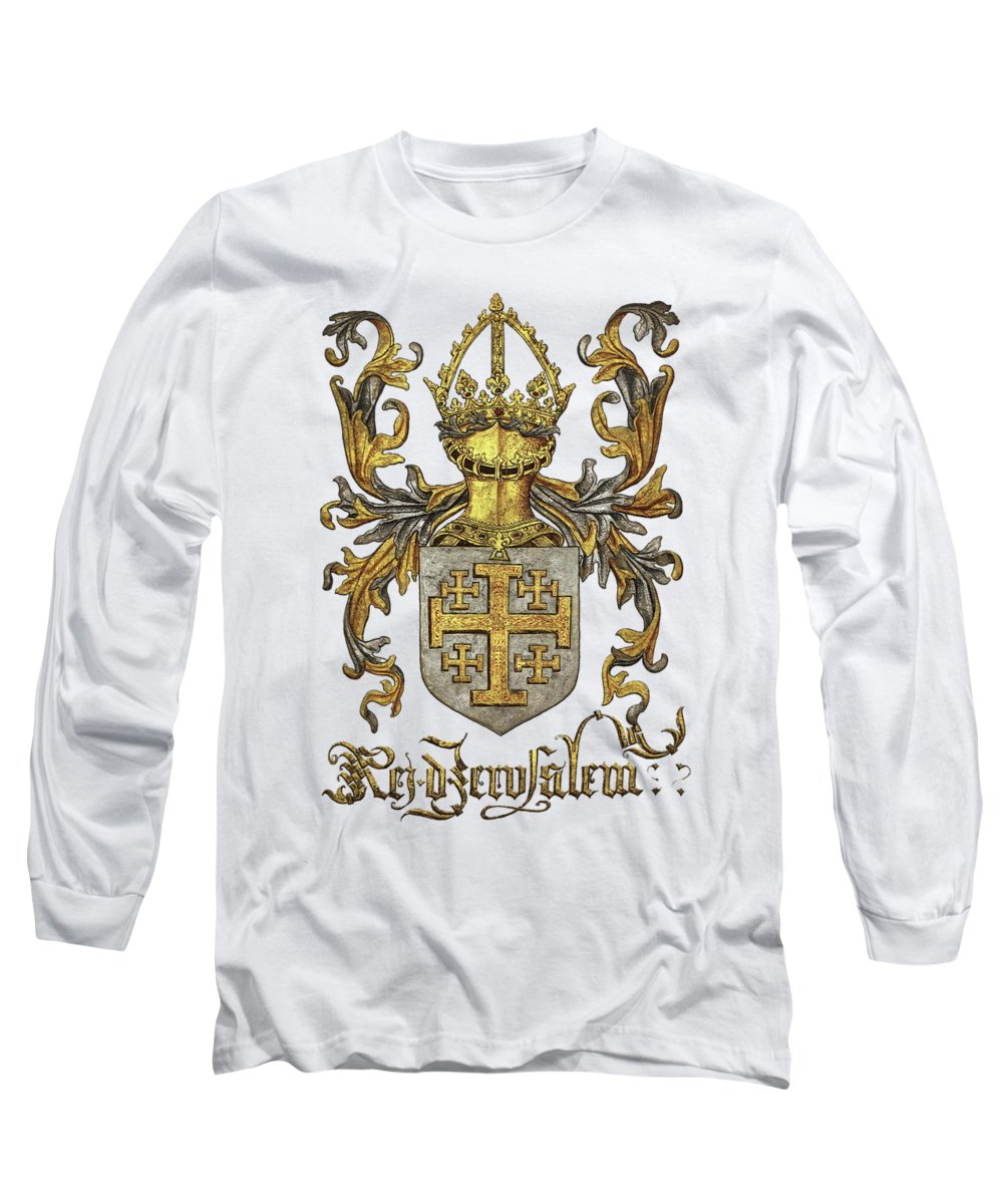 Blason Long Sleeve T-Shirts