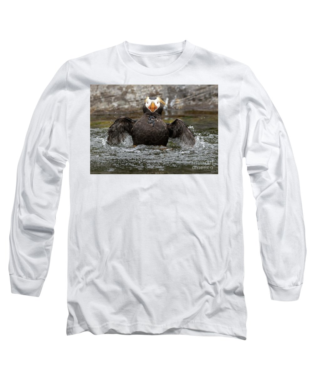 Auklets Long Sleeve T-Shirts