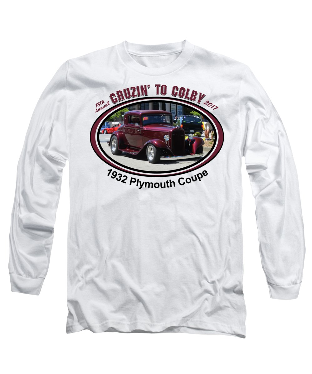 Plymouth Coupe Wibbelman Long Sleeve TShirt For Sale By Mobile - Car show t shirts for sale