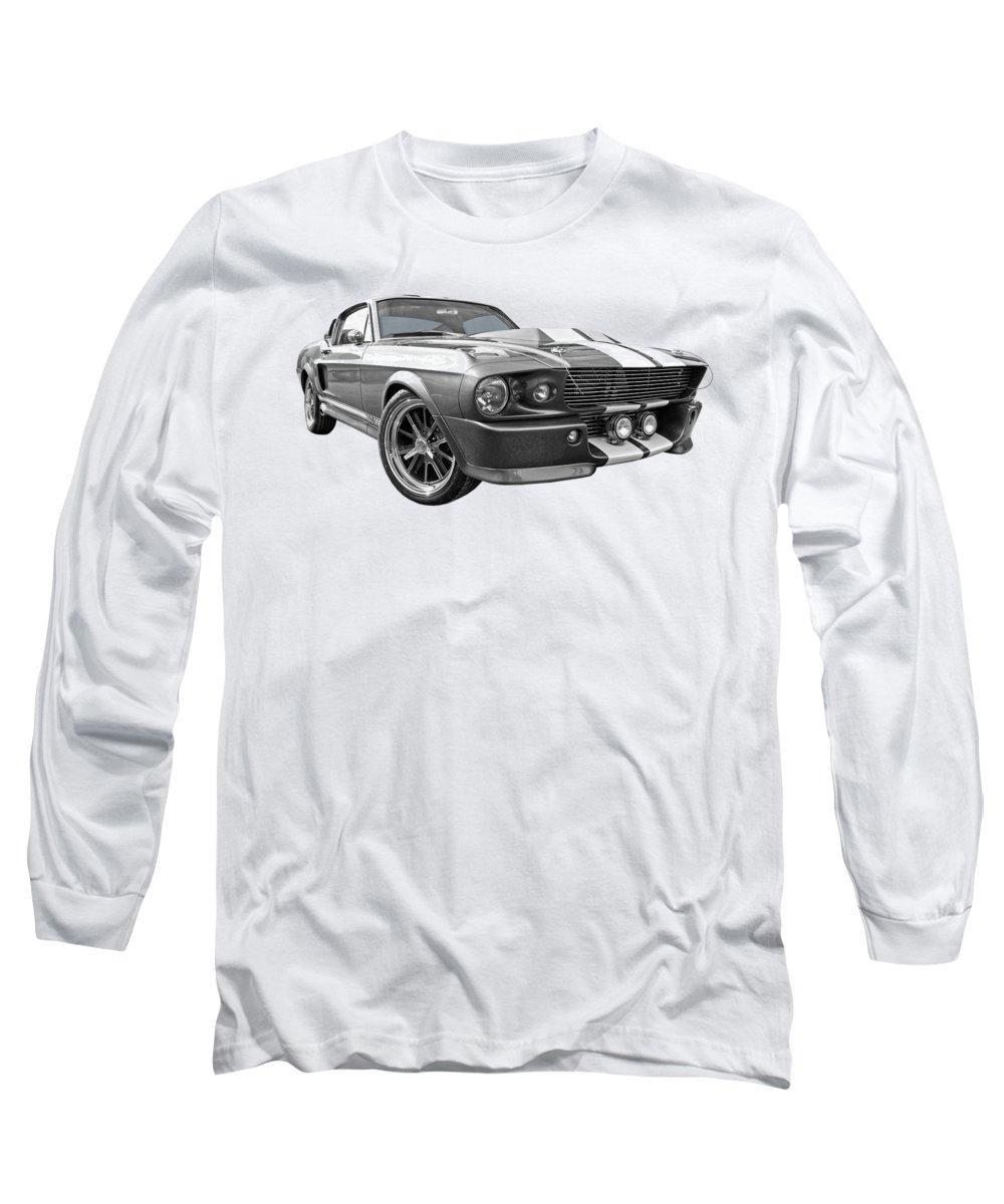 Detroit Long Sleeve T-Shirts