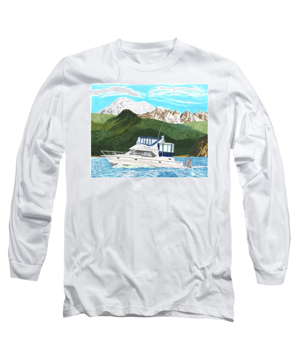 Bayliner Paintings Long Sleeve T-Shirts