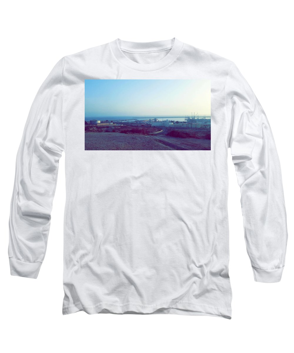 Nature Long Sleeve T-Shirt featuring the photograph Agadir Nature by Hassan Boumhi