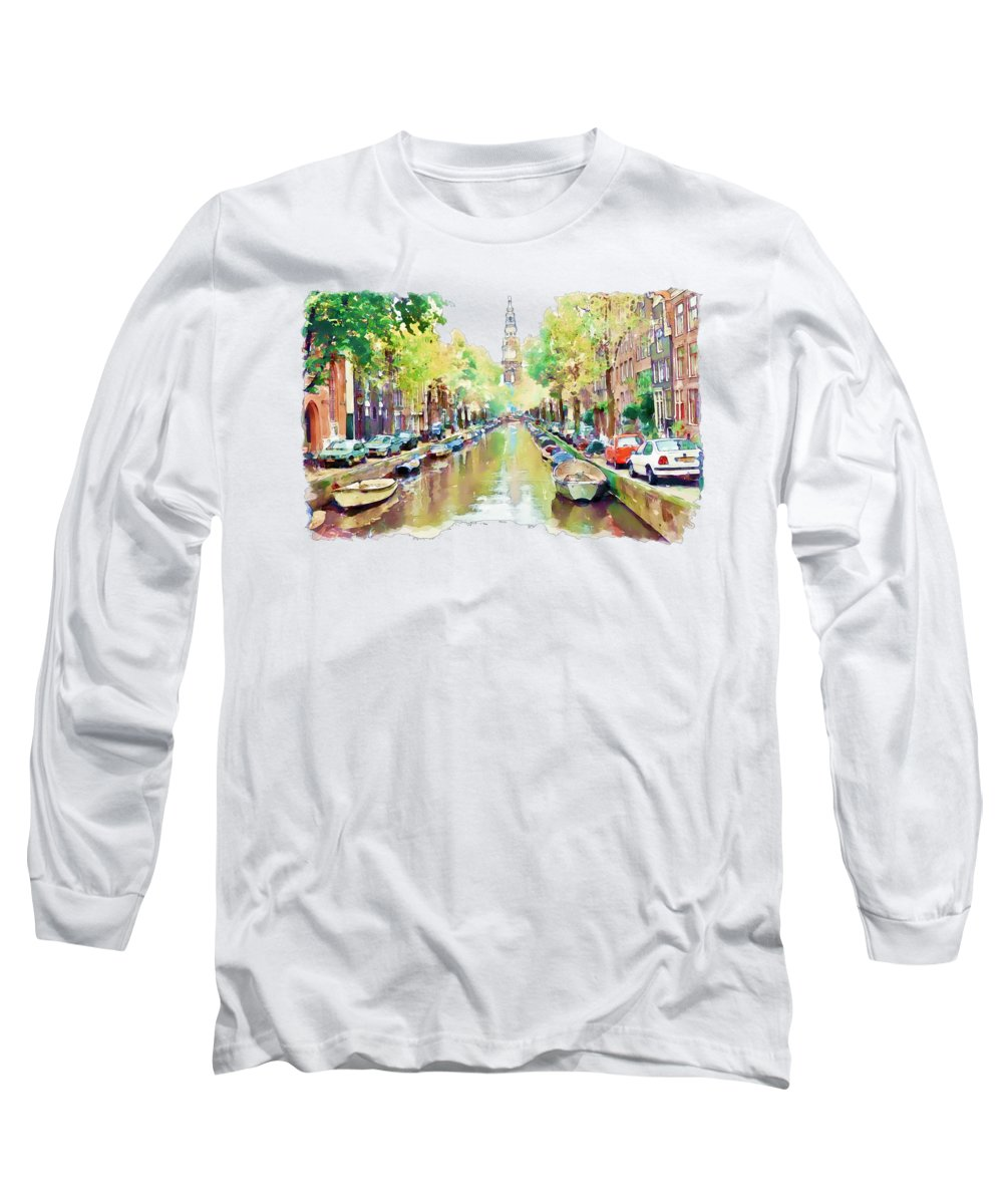 Holland Long Sleeve T-Shirts