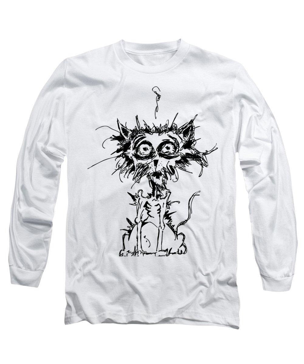 Terror Long Sleeve T-Shirts