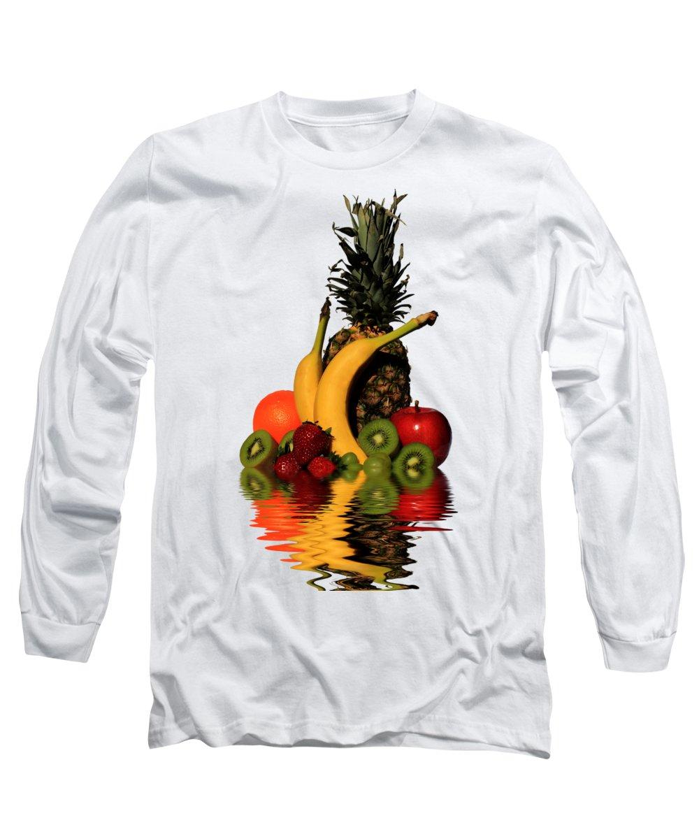 Kiwi Long Sleeve T-Shirts