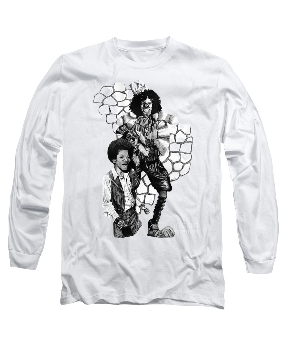 Michael Jackson Long Sleeve T-Shirts