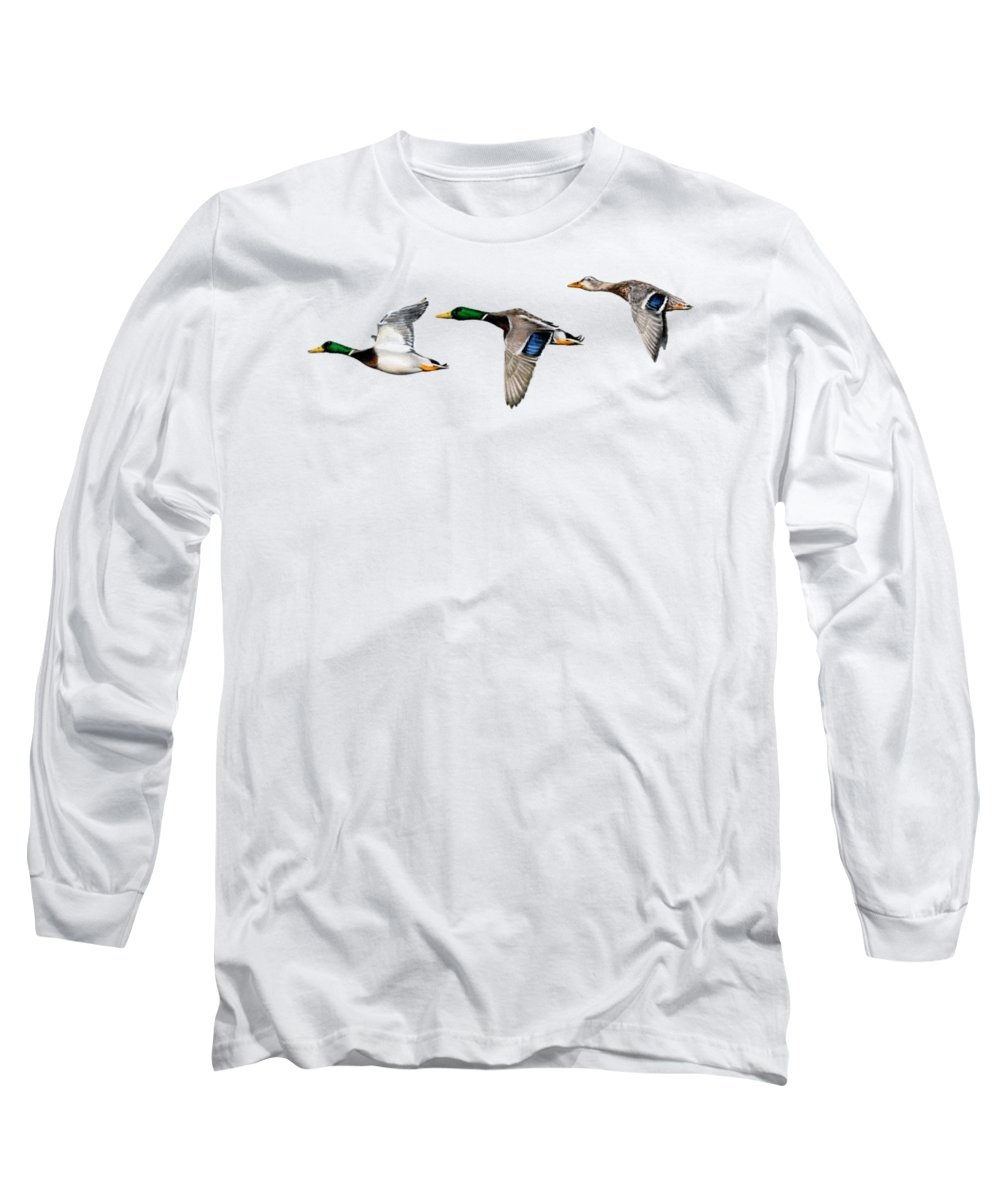 Goose Long Sleeve T-Shirts