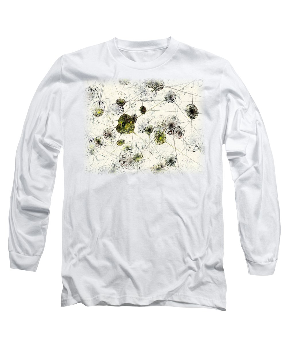Biology Long Sleeve T-Shirts