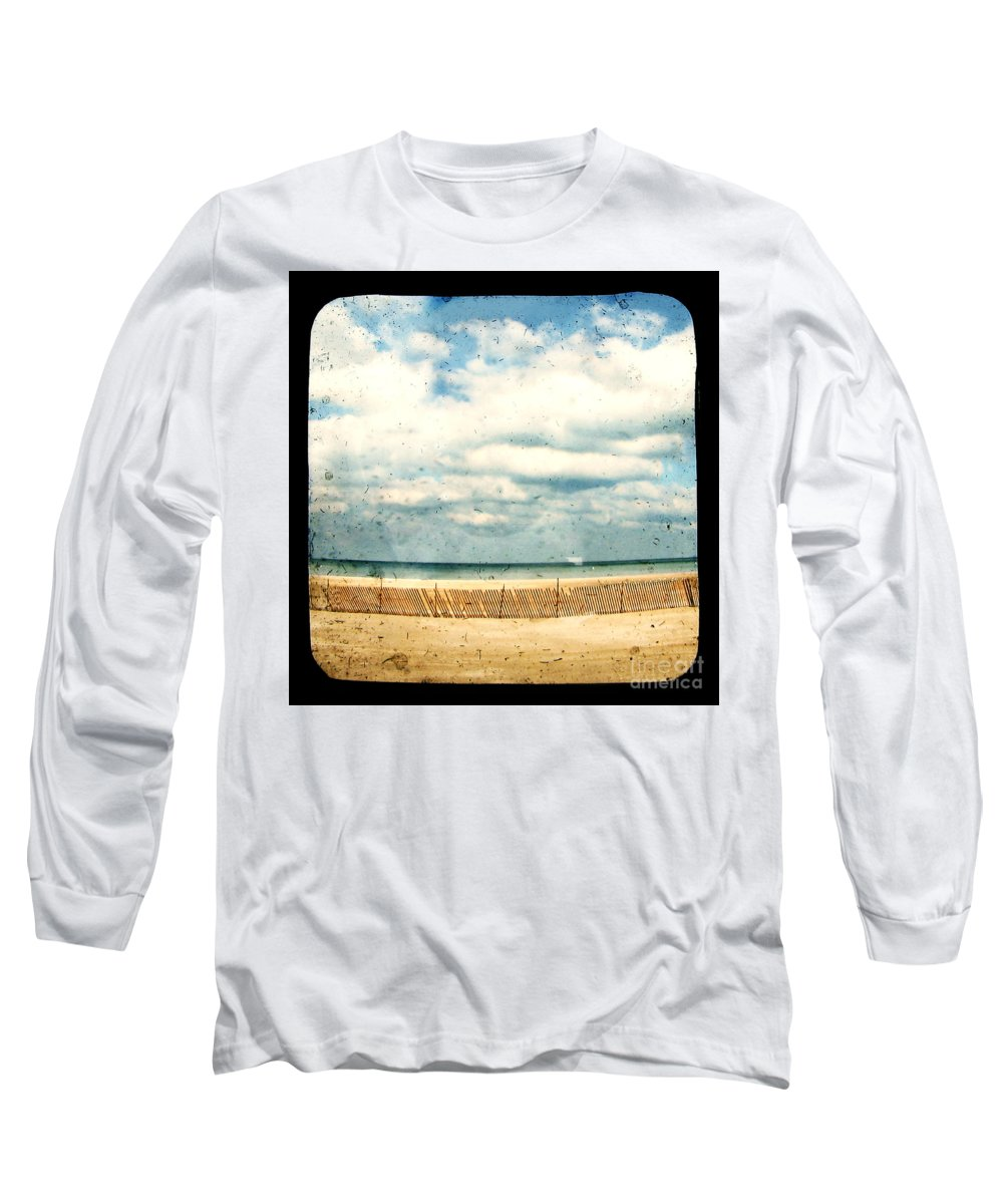 Ocea Long Sleeve T-Shirt featuring the photograph At Rest by Dana DiPasquale