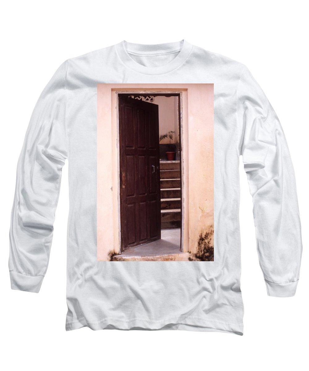 Bahia Long Sleeve T-Shirt featuring the photograph Bahian Opening by Patrick Klauss