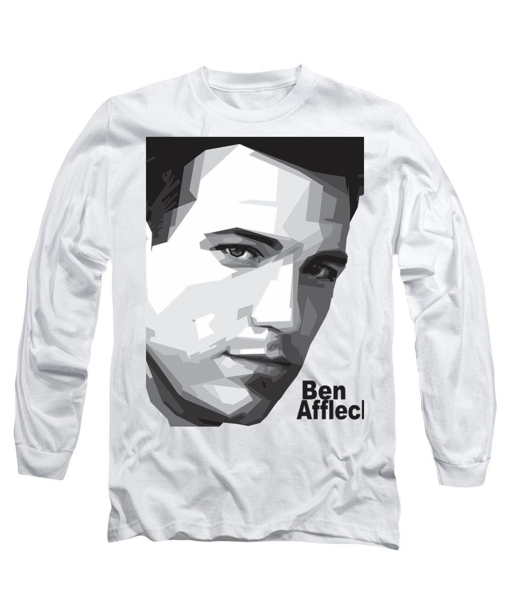 Ben Affleck Long Sleeve T-Shirts