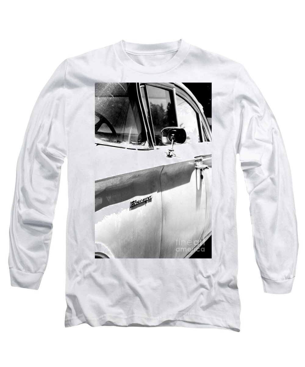 Biscayne Long Sleeve T-Shirt featuring the photograph Biscayne by Amanda Barcon