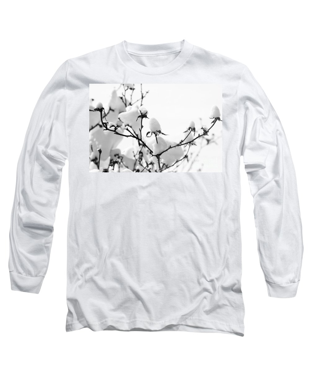 Branches Long Sleeve T-Shirt featuring the photograph Branches by Amanda Barcon