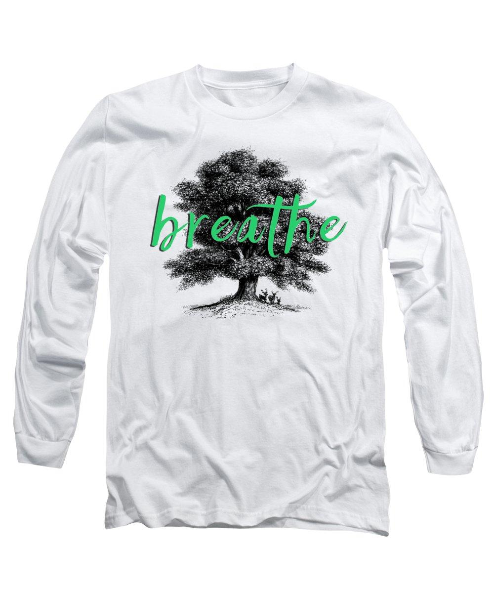 Tree Long Sleeve T-Shirts