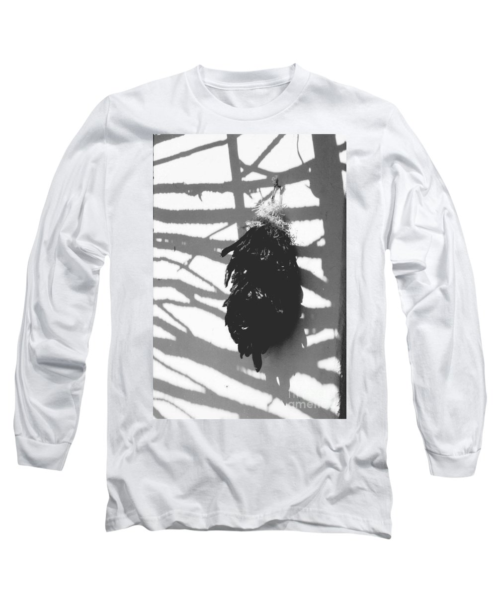 Chiles Long Sleeve T-Shirt featuring the photograph Chiles by Kathy McClure