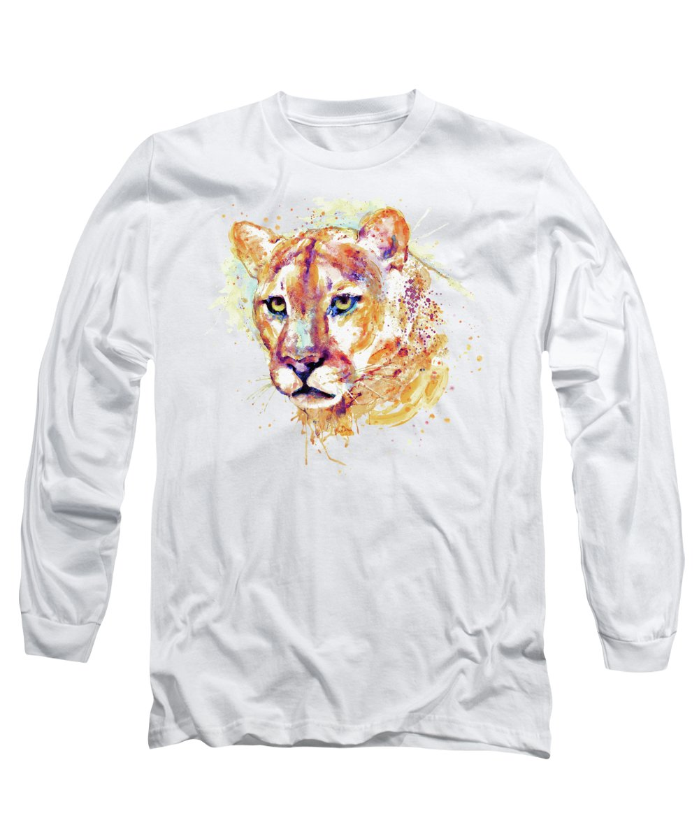 White Mountains Long Sleeve T-Shirts