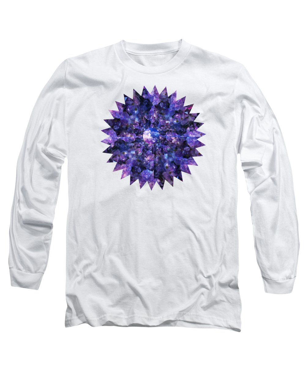 Uplift Mixed Media Long Sleeve T-Shirts