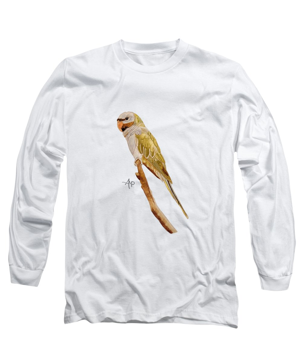 Parakeet Long Sleeve T-Shirts