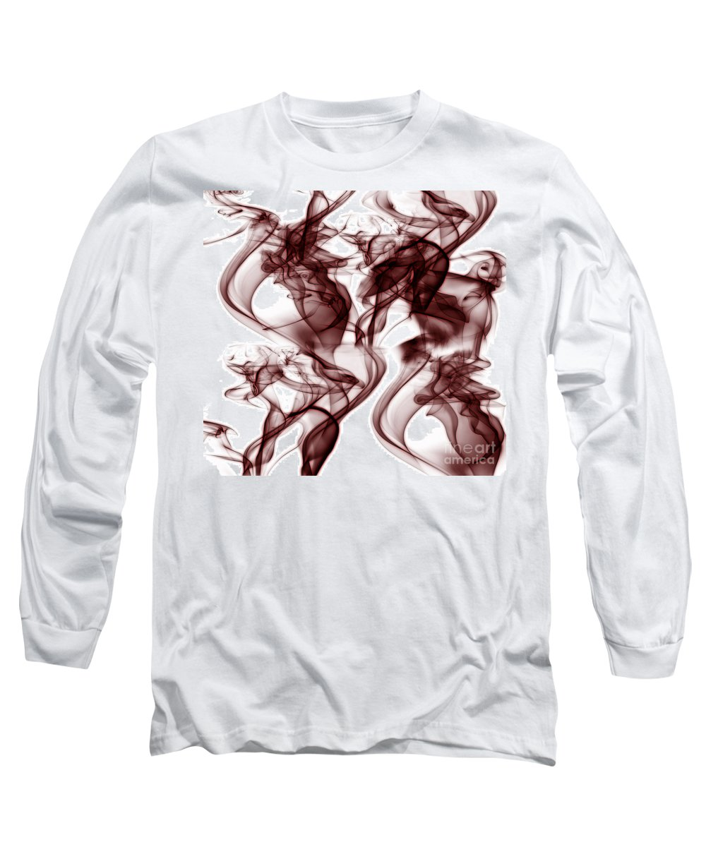 Clay Long Sleeve T-Shirt featuring the digital art Dilusional by Clayton Bruster