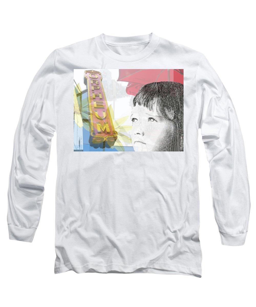 Memphis Long Sleeve T-Shirt featuring the photograph Dreams Of Memphis by Amanda Barcon