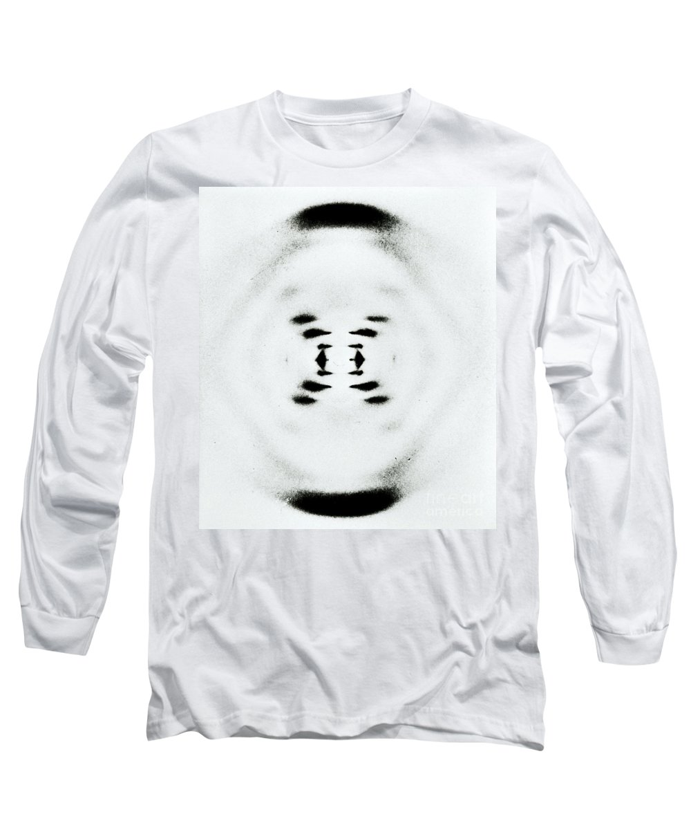 Molecular Biology Long Sleeve T-Shirts
