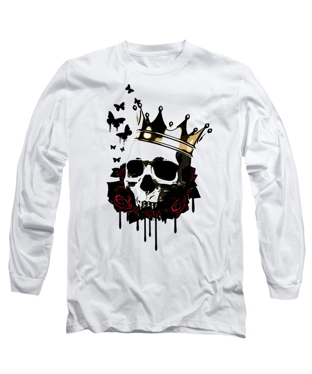 Butterfly Long Sleeve T-Shirts