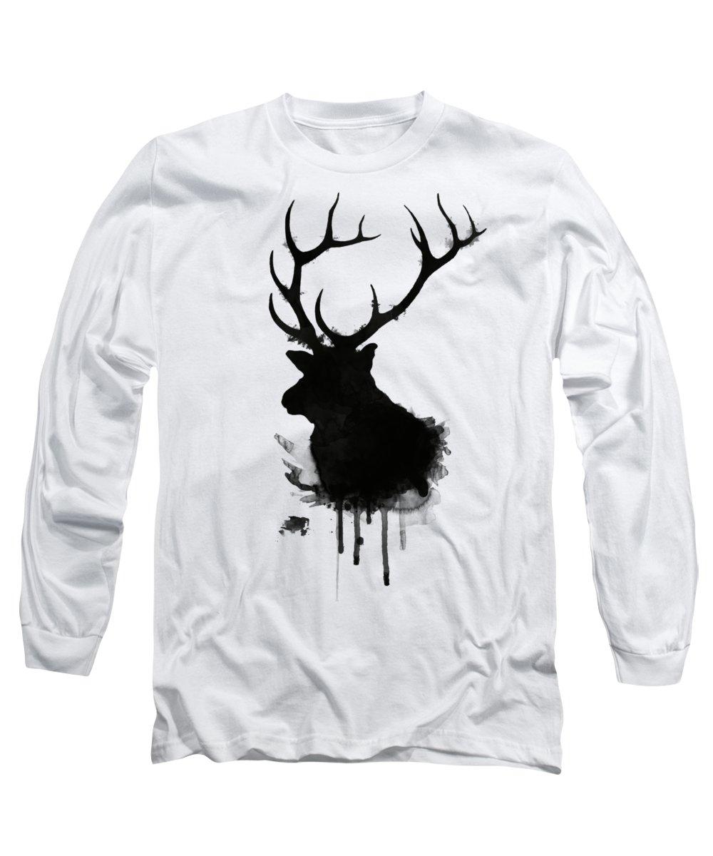 Antler Long Sleeve T-Shirts