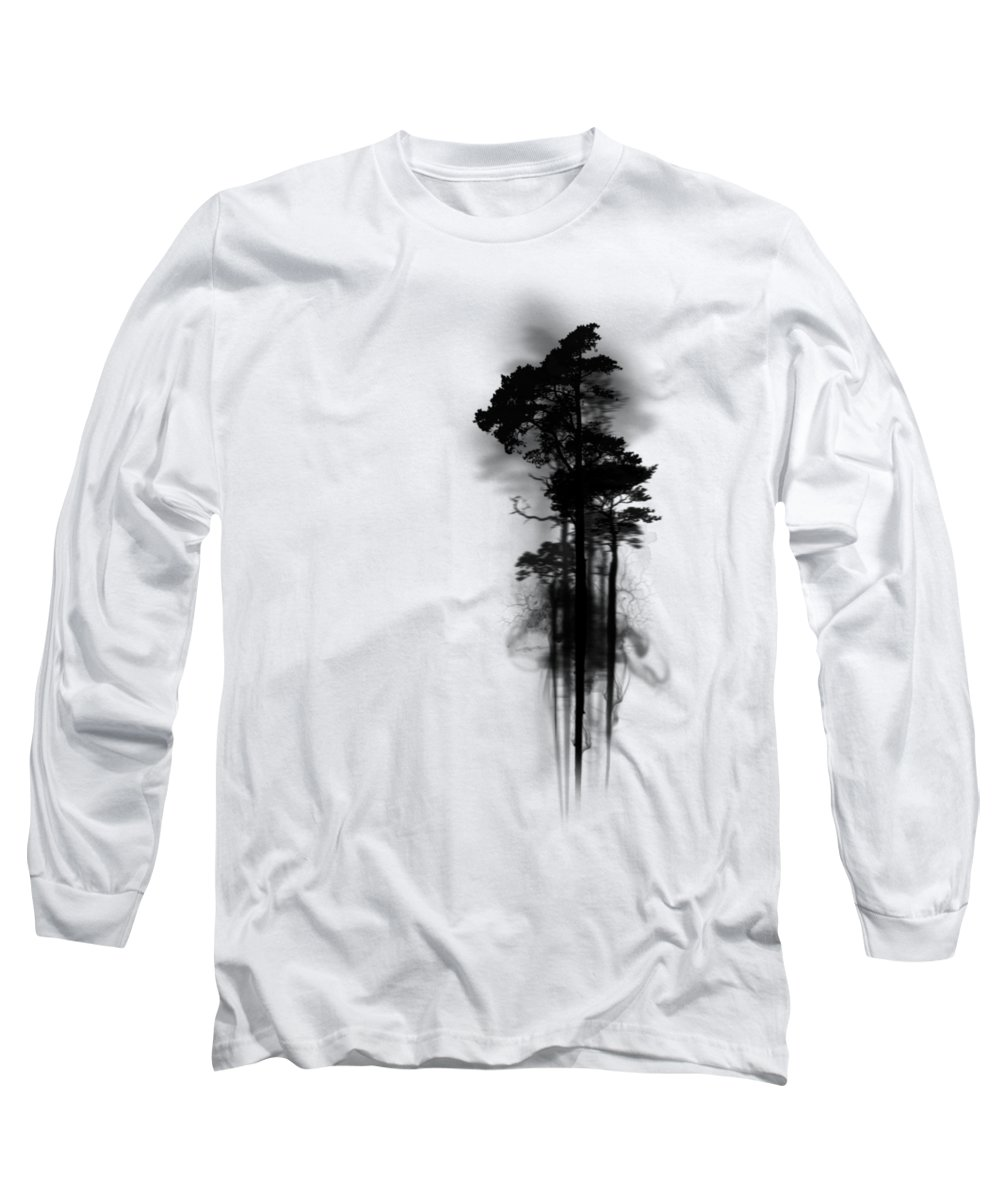 Magic Paintings Long Sleeve T-Shirts