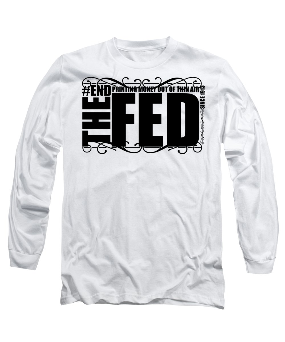 Debts Digital Art Long Sleeve T-Shirts