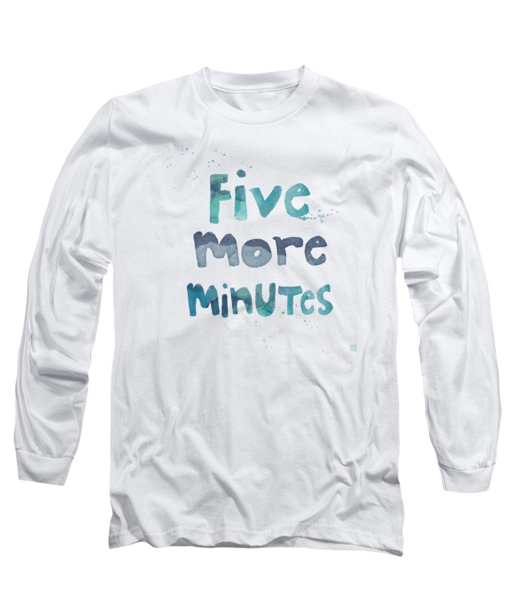 For Paintings Long Sleeve T-Shirts
