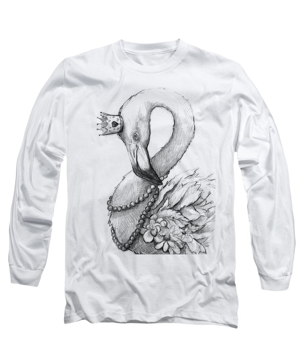 White Bird Long Sleeve T-Shirts