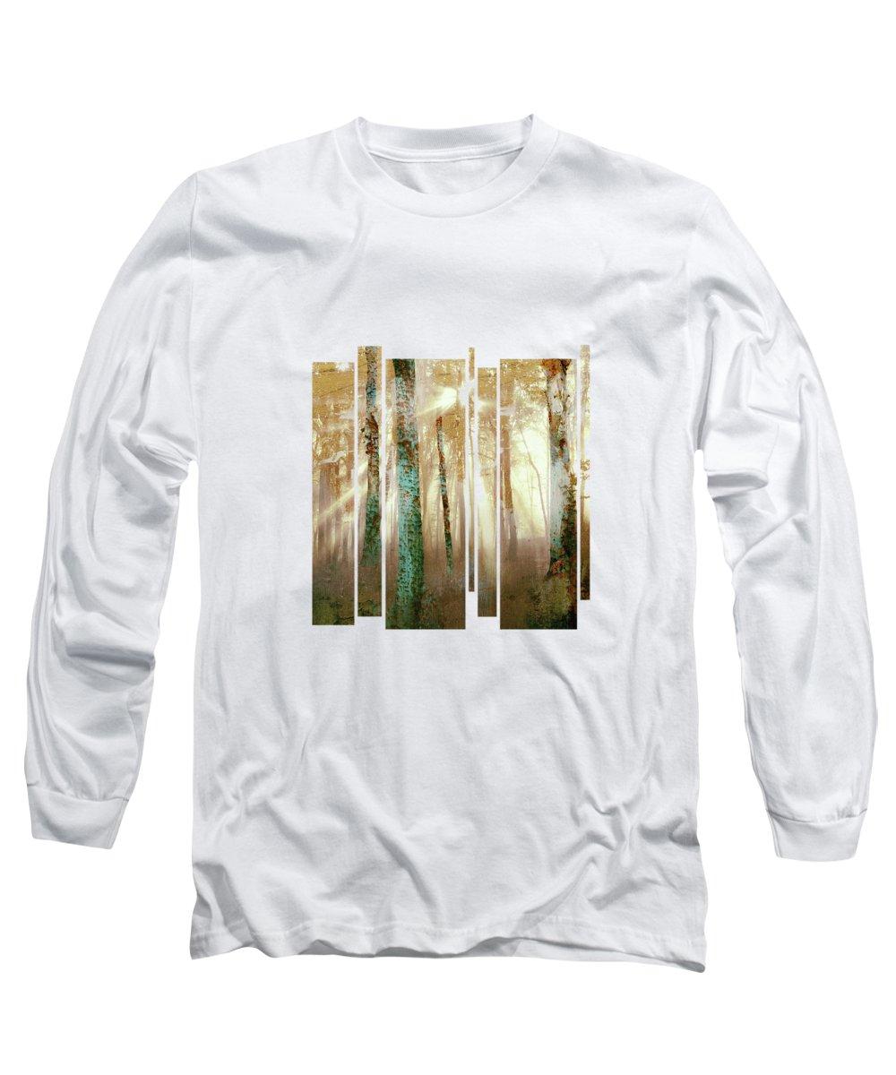 Sun Rays Long Sleeve T-Shirts
