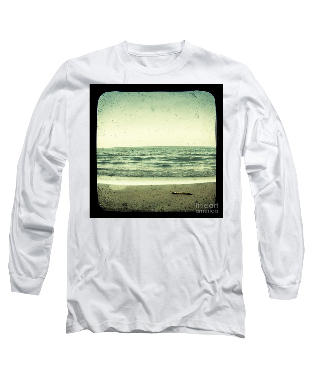 Ttv Long Sleeve T-Shirt featuring the photograph Forget Yesterday by Dana DiPasquale