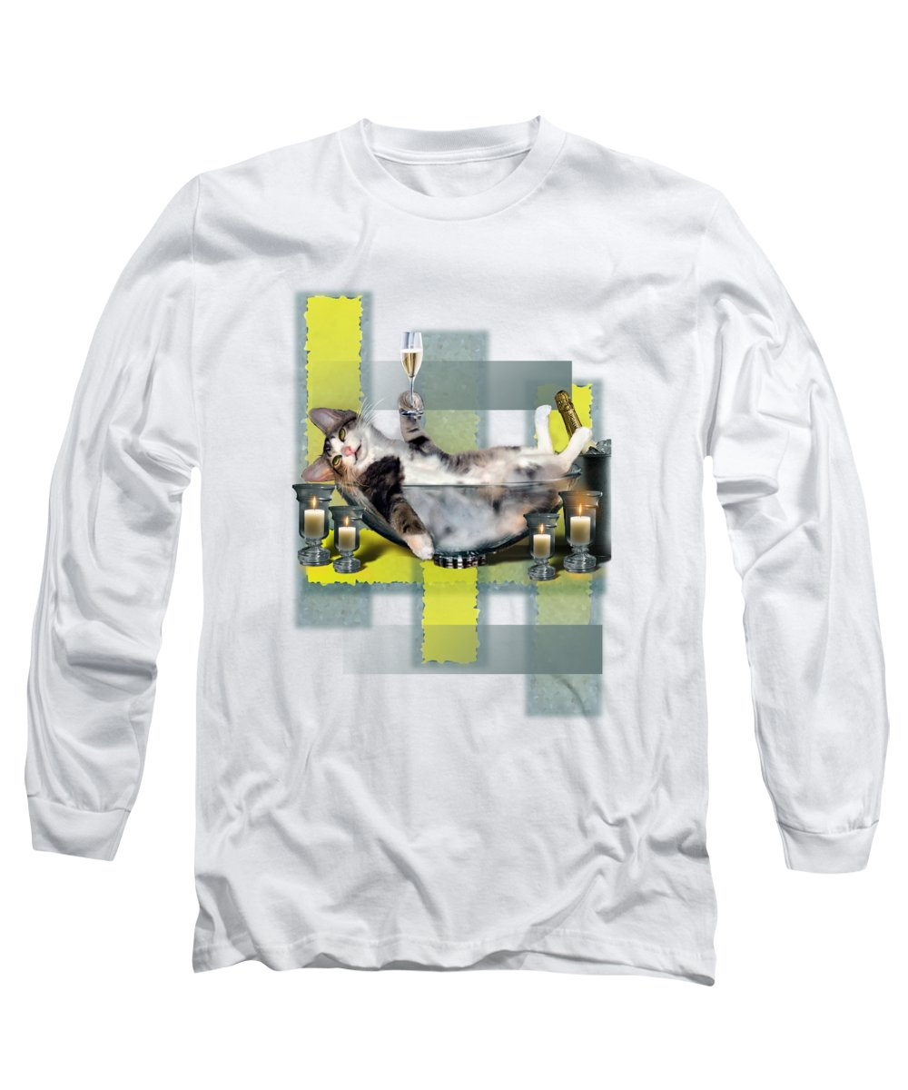 Cocktails Long Sleeve T-Shirts