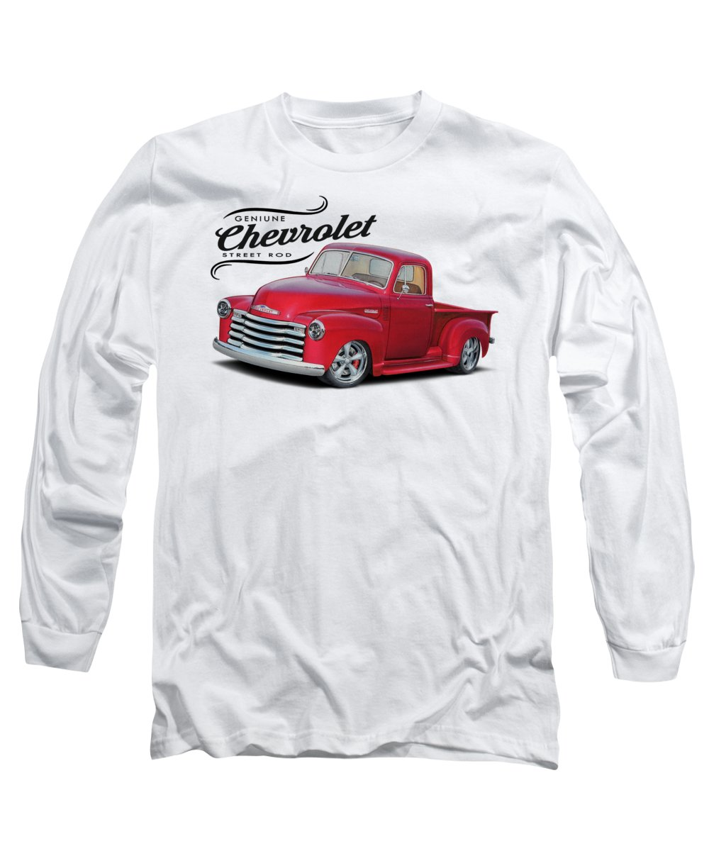 Old Street Long Sleeve T-Shirts