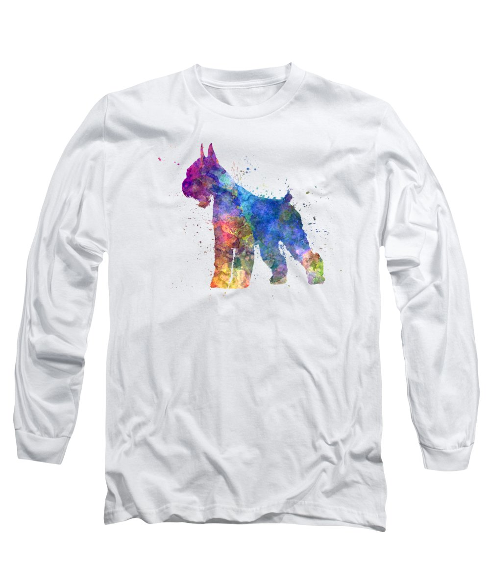 Giant Paintings Long Sleeve T-Shirts
