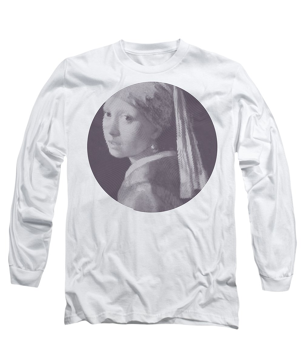 Girl With A Pearl Earring Long Sleeve T-Shirts