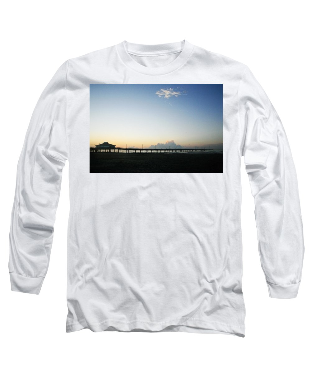 Water Long Sleeve T-Shirt featuring the photograph Good Morning by Marilyn Hunt