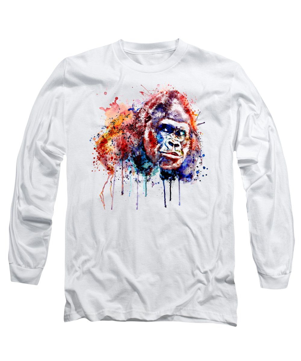 Gorilla Long Sleeve T-Shirts