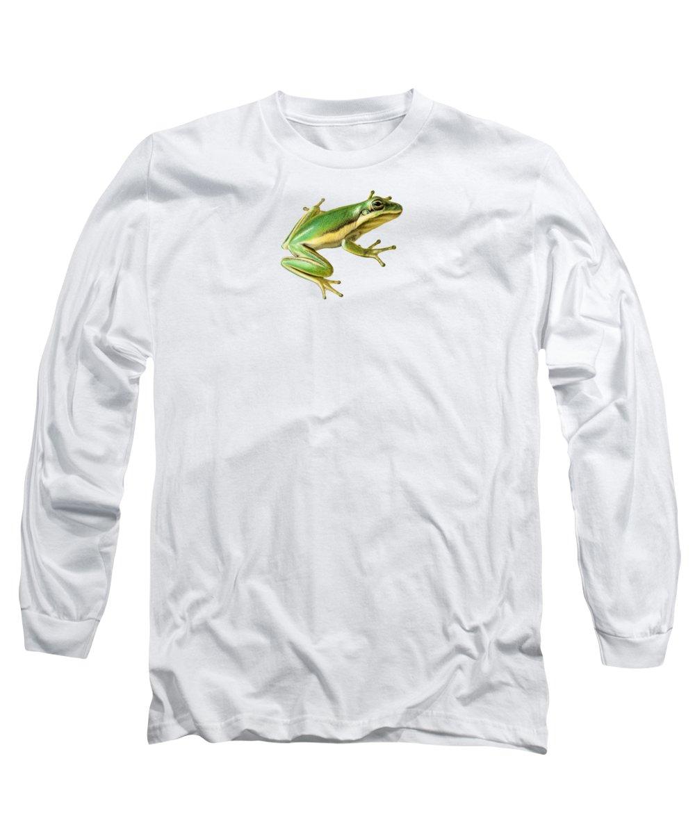 Lilies Long Sleeve T-Shirts
