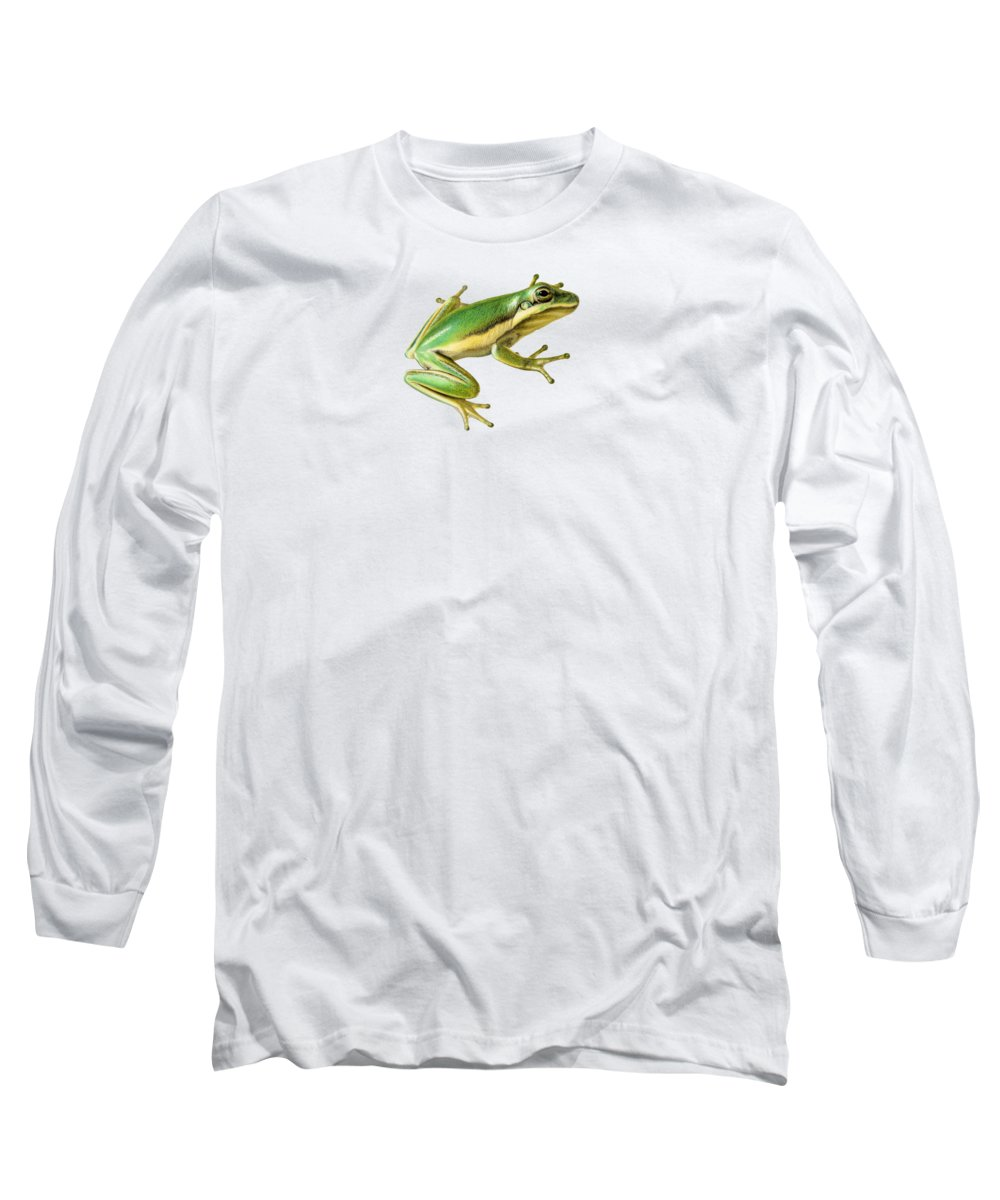 Lilies Long Sleeve T-Shirts