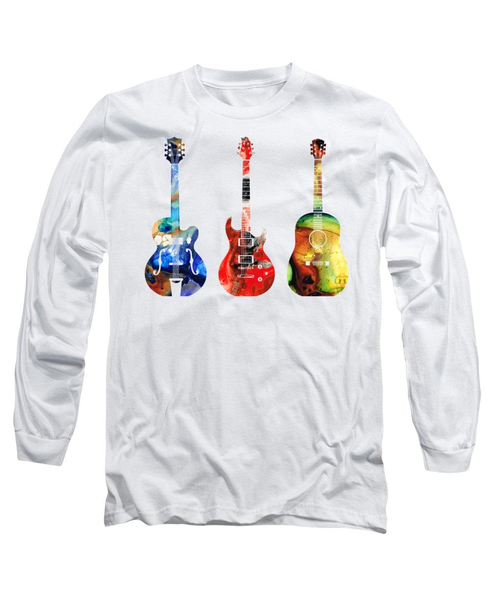 Acoustic Long Sleeve T-Shirts