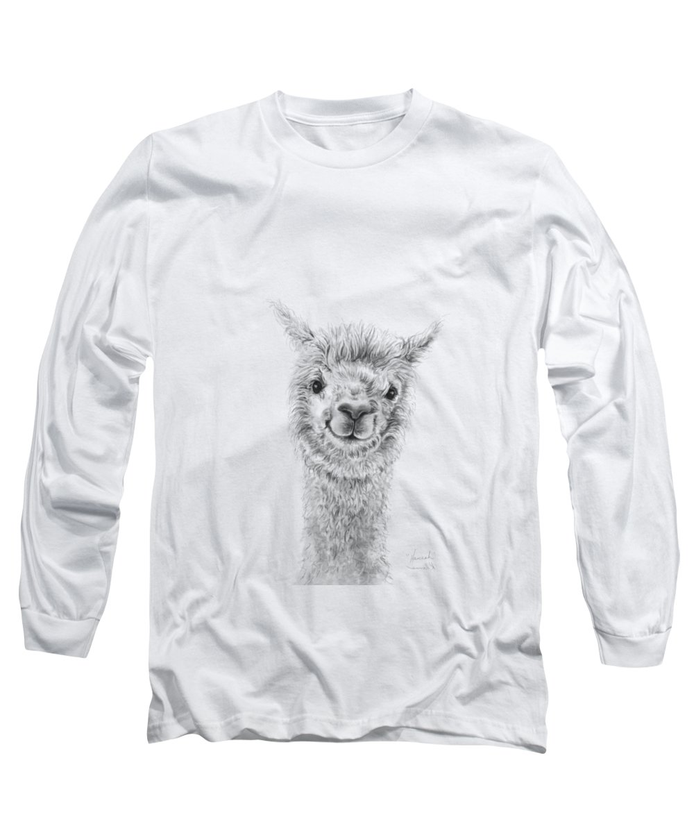 Llama Long Sleeve T-Shirts