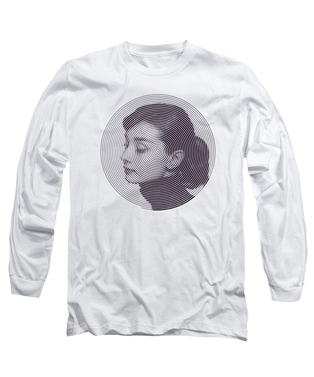 Audrey Hepburn Long Sleeve T-Shirts