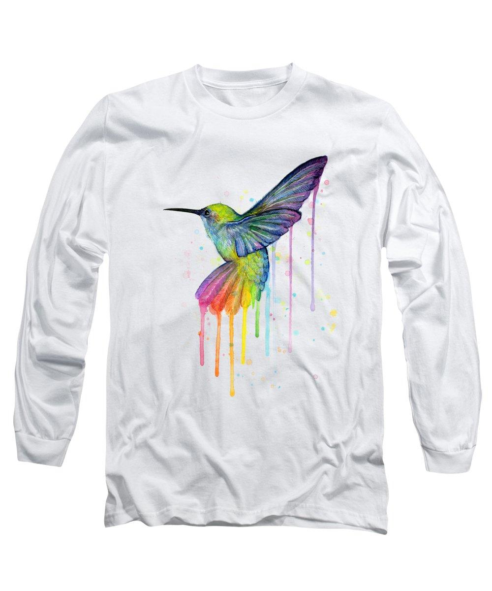 A Hummingbird Kid Cotton Fleeces Cool Long Sleeve Clothes