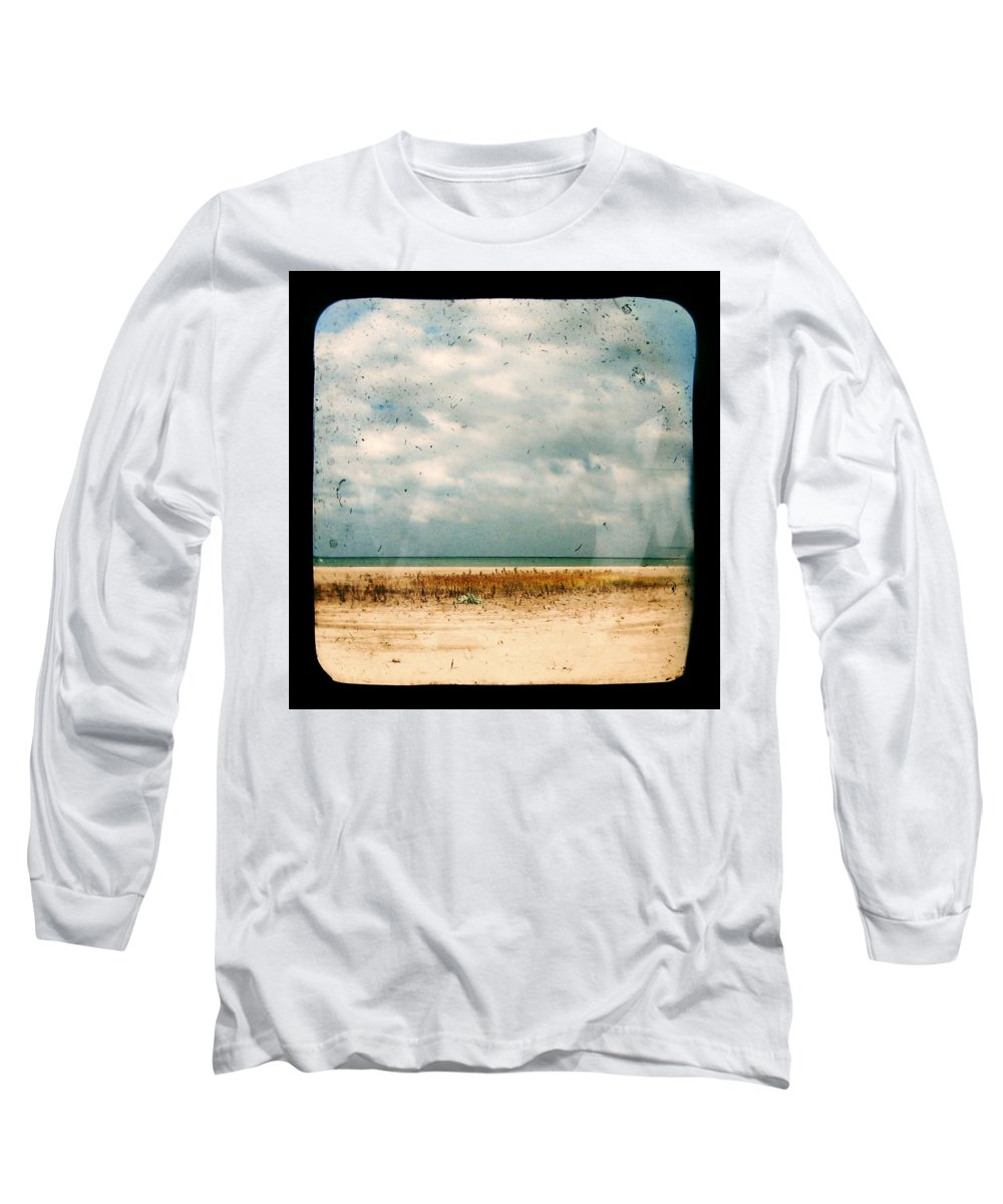 Dipasquale Long Sleeve T-Shirt featuring the photograph I Honestly Believed by Dana DiPasquale