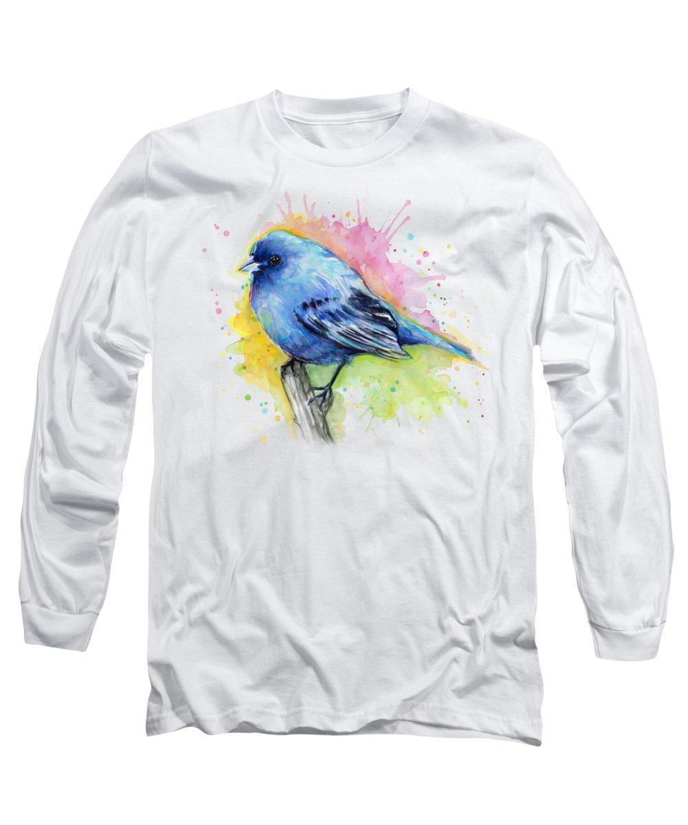 Bunting Long Sleeve T-Shirts