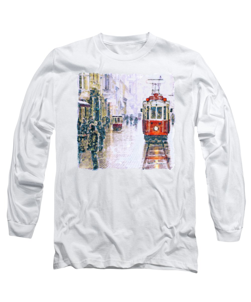 Tourist Long Sleeve T-Shirts