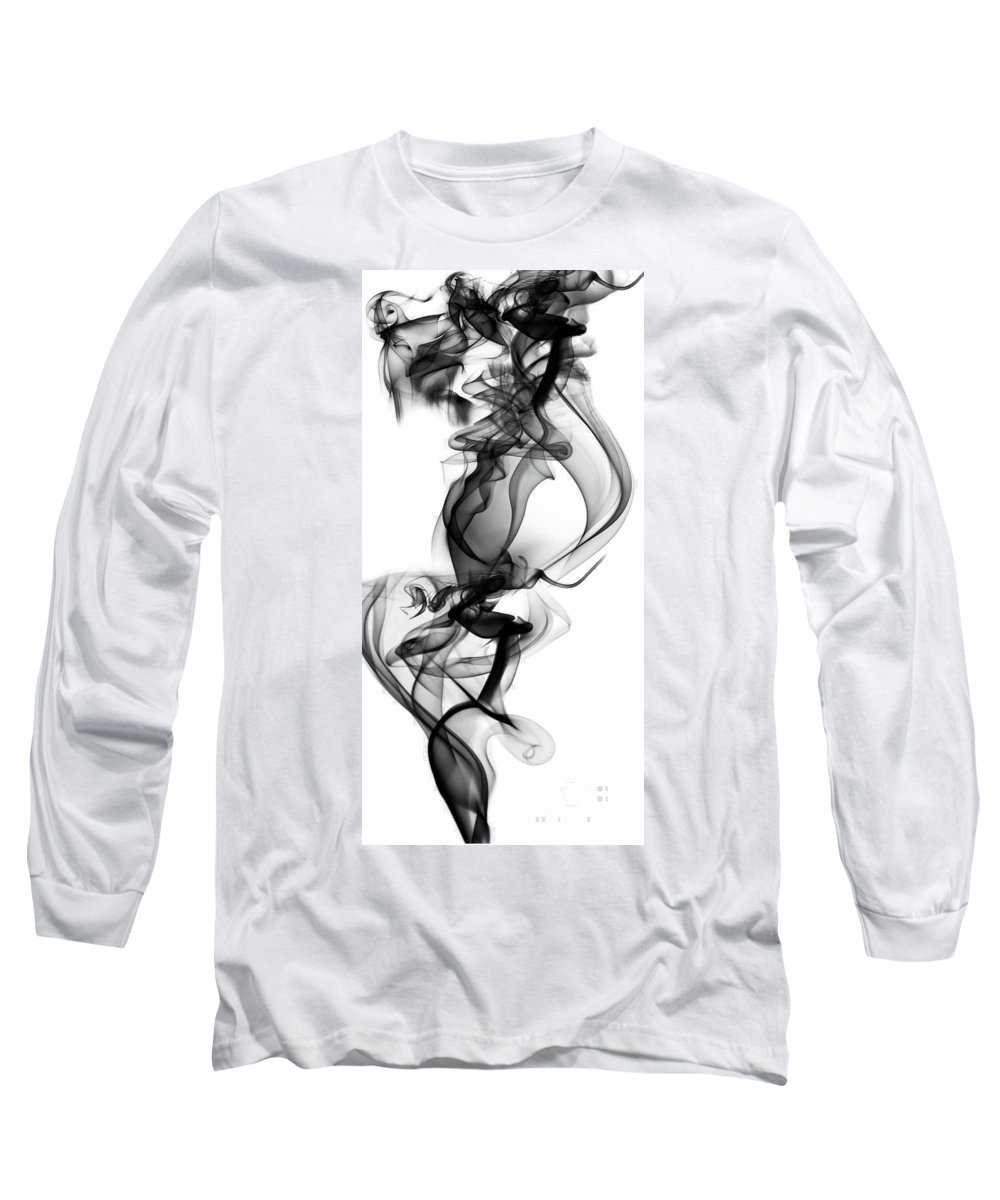 Clay Long Sleeve T-Shirt featuring the digital art Lift by Clayton Bruster